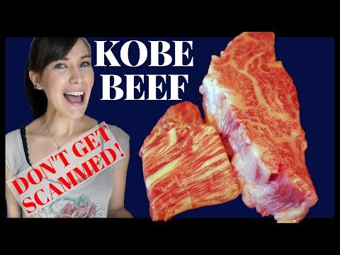 KOBE BEEF 101: Better Than Wagyu!: Everything You Need To Know!