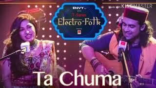 ELECTRO FOLK: Ta Chuma mp3 song   Tulsi Kumar   Jubin   Aditya Dev   Bhushan Kumar   T-Series