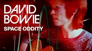 David Bowie – Space Oddity [OFFICIAL VIDEO]