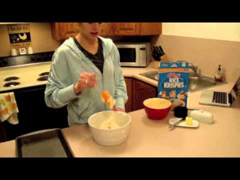 How to make Rice Krispies