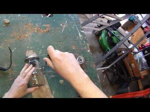 How to Build a Mason Jar Light, Wall Sconce