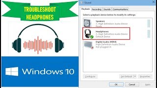 Headphones not working on windows 10 HD Mp4 Download Videos - MobVidz