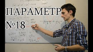 Задача с параметром 1. егэ 2018