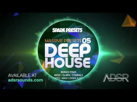 Deep House - NI Massive Presets