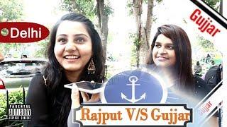 Delhi on Rajput Vs Gujjar