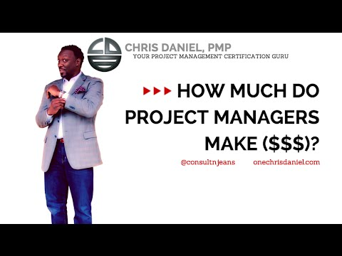 How Much do Project Managers Make?