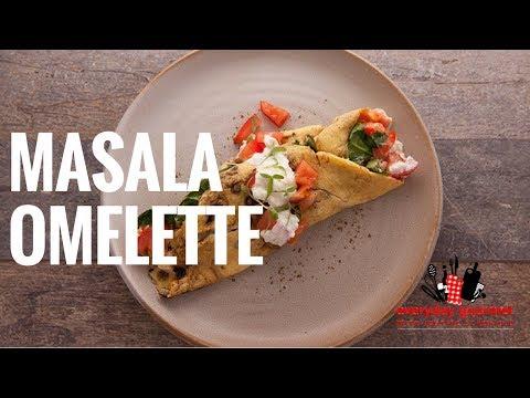 Masala Omelette | Everyday Gourmet S6 E23