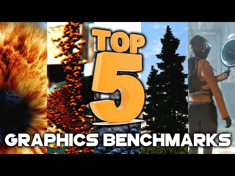 TOP 5 Best Graphics Card Benchmark Software in 2016 / 2017