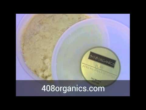 African Shea Butter & Black soap- Change your skin