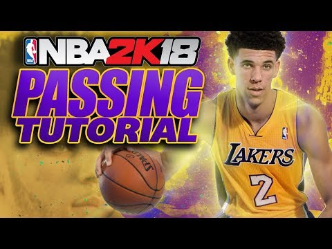 NBA 2K18 Passing Tips & Tutorial | Alley Oops, Flashy Passes and More!