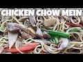 ♨️ How To Make Chicken Chow Mein On A Blackstone Griddle