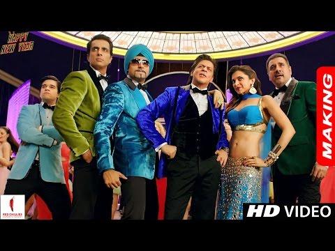Making of Happy New Year | Deepika Padukone, Shah Rukh Khan, Abhishek Bachchan, Sonu Sood