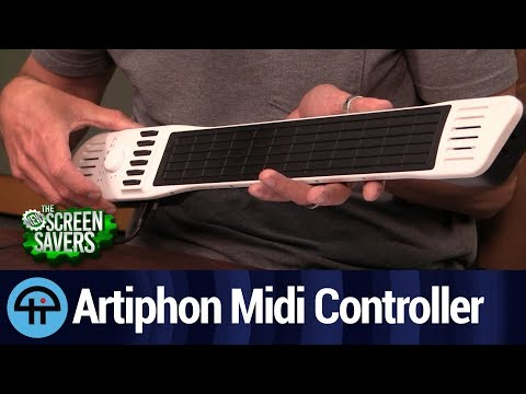 Artiphon INSTRUMENT 1 Midi Controller Review