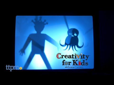 Shadow Puppets Theater from Creativity for Kids
