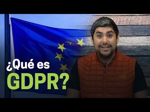 ¿Qué es GDPR y cómo nos afecta?