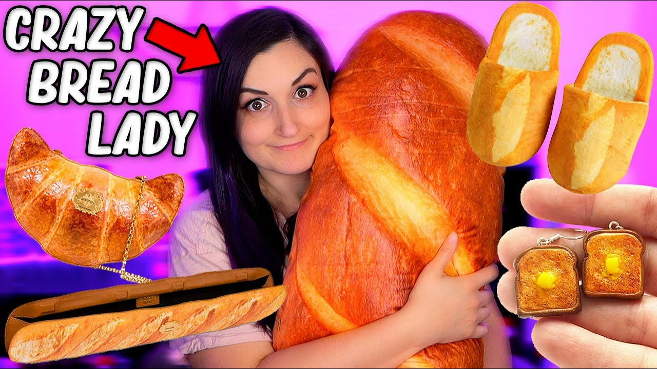 I Bought EVERY Ridiculous Bread Product I Could Find