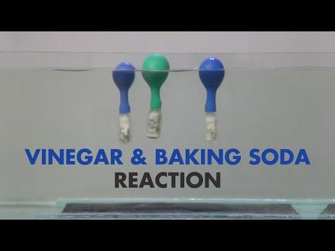 Vinegar and Baking soda Tricks