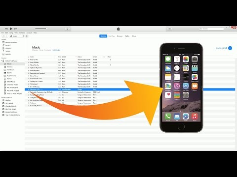How to add music to iPhone from iTunes if drag & drop doesn't work