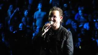 U2 - Berlin (final night 2018) Love is bigger than anything in its way
