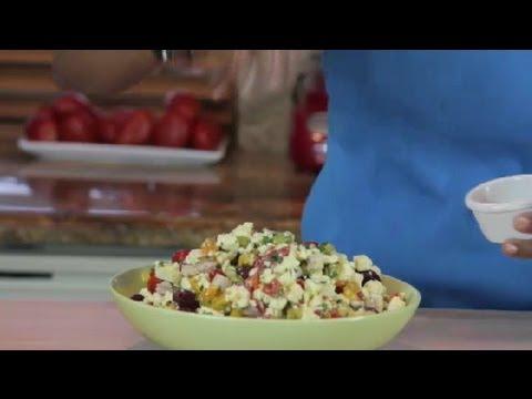 Mediterranean Olive Salad : Modern Mediterranean Recipes