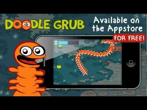 Doodle Grub for iOS / Android / Windows Phone 7 / Facebook