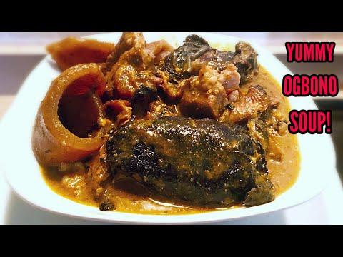 How To Make Ogbono Soup: Nigeria Soup