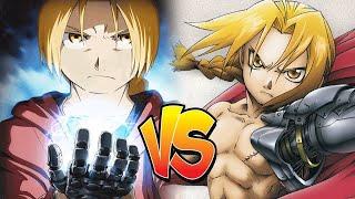 Full metal alchemist vs Fma Brotherhood - Reseña - El Anonimo