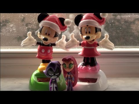Teen Titans Go! Raven and Starfire Disney Mickey Mouse and Minnie Mouse
