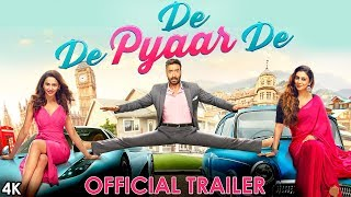 De De Pyaar De Official Trailer | Ajay Devgn, Tabu, Rakul Preet Singh | Akiv Ali