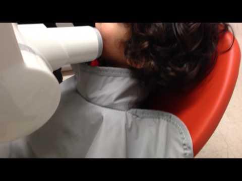 Taking Dental X-rays for Children