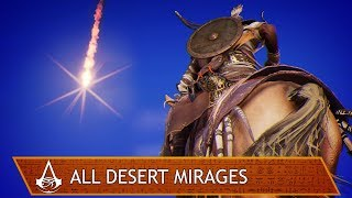 Assassin's Creed: Origins - All Desert Visions & Mirages