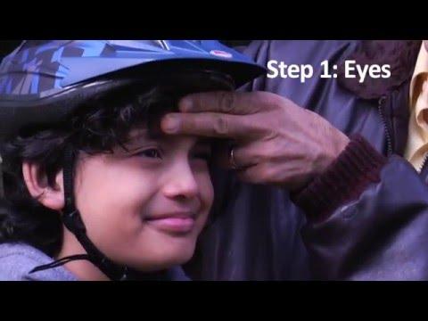 Safety in Seconds:  Bike Helmet Fit Test