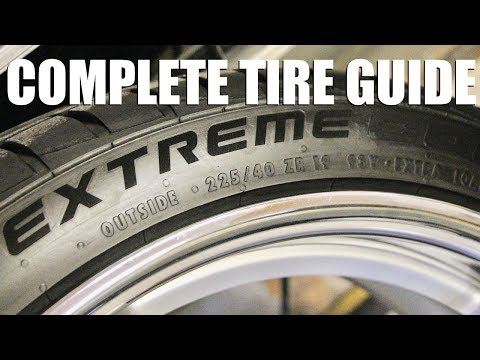 Complete Guide for Tires