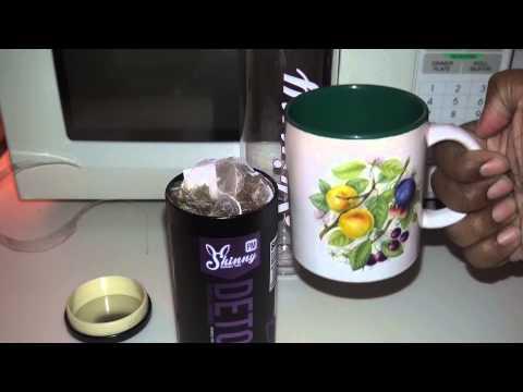 #WELLNESSWEDNESDAY #2.5 - Skinny Bunny Tea REVIEW [7-27-15]