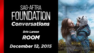 Download Conversations with Brie Larson of ROOM Video