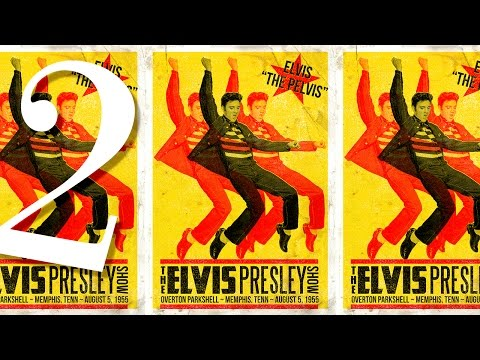 Photoshop Tutorial: Part 2 - How to Design and Create a VIntage Letterpress Poster