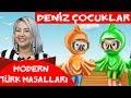 Download  Deniz Çocuklar Masalı I Modern Türk Masalları MP3,3GP,MP4