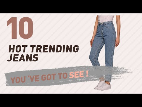High Waisted Boyfriend Jeans, Top 10 Collection // New & Popular 2017