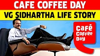 V.G. Siddhartha Biography in Hindi | Cafe Coffee Day Success Story