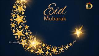 Eid Greetings 2020 || Eid Mubarak  Status Video