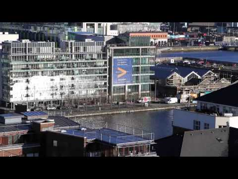 New Accenture Offices Time-Lapse Hanover Quay, Dublin