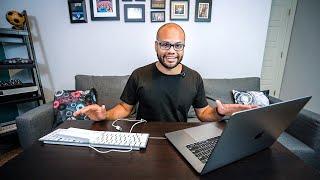 Unboxing Apple Macbook Pro 2019