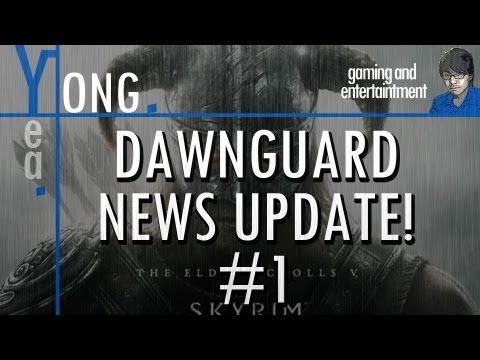 Skyrim: Dawnguard - DLC Officially Announced! - News Update #1