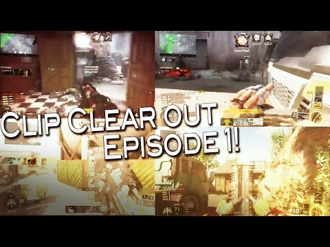 Clip Clear Out 1 (Black ops 3)