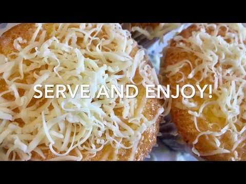Cheesy Mamon Recipe