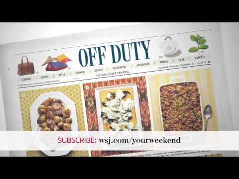 The Wall Street Journal Weekend Commercial