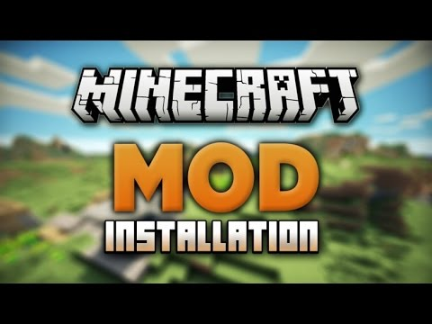 How to Install Minecraft Mods 1.7.10 to 1.10.2 [Simple]