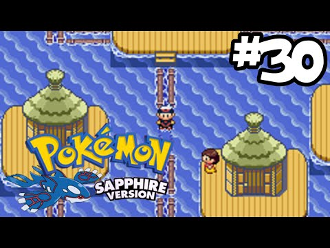 Pokemon Sapphire Part 30 - Sootopolis City, Pacifidlog Town, and 6 Different Routes