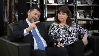 ConexiÓn AcadÉmica - Entrevista A Amparo Castillo Y Hector Burgos De Chile #2 (28-9-2018)