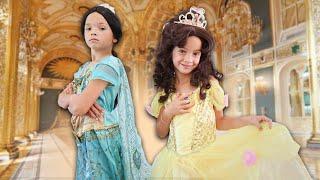 Disney Princesses Training